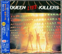 Queen - Live Killers (Rmst) (Shm) (Jpn)