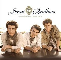 Jonas Brothers - Lines, Vines And Trying Times [Reissue]