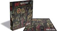 - Slayer Reign In Blood (500 Piece Jigsaw Puzzle)