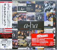 A-Ha - Japanese Singles Collection: Greatest Hits (CD + DVD)
