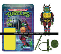 Tmnt Wave 3 - Samurai Leonardo - Teenage Mutant Ninja Turtles Wave 3 - Samurai Leonardo