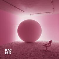 RAC - Boy [Indie Exclusive Limited Edition Opaque Pink & White Splatter 2LP]