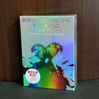 Game Music Box Ltd Wbr Jpn - Persona Dancing P3d & P5d / O.S.T. (Box) [Limited Edition]