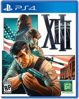 Ps4 Xiii - XIII for PlayStation 4