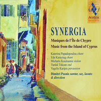 Dimitri Psonis - Synergia - Music From The Island Of Cyprus
