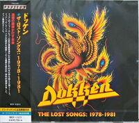 Dokken - The Lost Songs: 1978-1981 (Bonus Track) [Import]