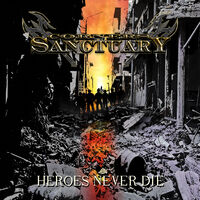 Corners Of Sanctuary - Heroes Never Die