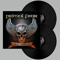 Primal Fear - Metal Commando (Black Vinyl)