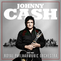 Johnny Cash - Johnny Cash And The Royal Philharmonic Orchestra [LP]
