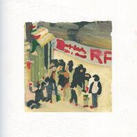 Twain - Adventure (Dark Red Vinyl)