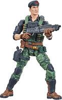 Gij Cs Figure Foxtrot - Hasbro Collectibles - G.I. Joe Classified Series Foxtrot