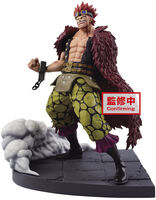 Banpresto - BanPresto - One Piece Log File Selection Worst Generation vol.2 Figure