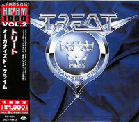 Treat - Organized Crime [Reissue] (Jpn)