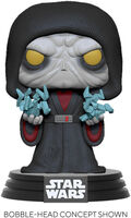 Funko Pop! Star Wars: - FUNKO POP! STAR WARS: SWEp9- Revitalized Palpatine