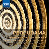 Percurama Percussion Ensemble - American Percussion Works