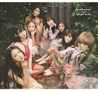 Oh My Girl - Windy Day (3rd Mini Album Repackage) [Reissue] (Asia)