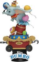 Beast Kingdom - Beast Kingdom - Disney Classic Ani Ser DS-060 Dumbo D-Stage 6 Statue