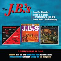 Jb's - Food For Thought / Doing It To Death / Damn Right I Am Somebody