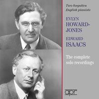 Two Forgotten English Pianists / Various (2pk) - Two Forgotten English Pianists / Various (2pk)