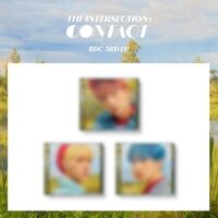 BDC - Intersection: Contact (3rd Ep) Jewel Case Ver.