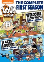 Loud House: Complete First Season - Loud House: Complete First Season (4pc) / (Box Ws)