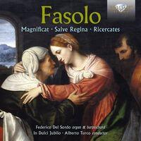 Federico del Sordo - Magnificat / Salve Regina / Ricercates