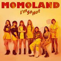 momoland - I'm So Hot (Version A) (Incl. DVD)