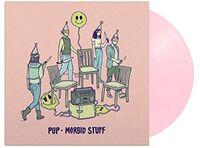 Pup - Morbid Stuff [Import LP]