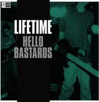 Lifetime - Hello Bastards [Limited Edition Translucent Clear w/Black LP]