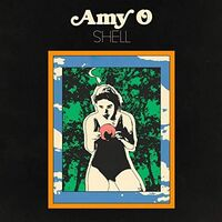 Amy O - Shell (Color Vinyl) [Colored Vinyl] (Gol)