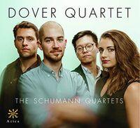 Dover Quartet - Schumann Quartets