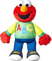 Sesame Street - Hasbro - Playskool - Sesame Street Singing ABC Elmo Plush