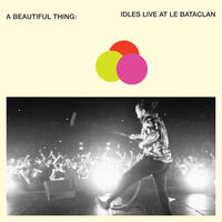 Idles - A Beautiful Thing: IDLES Live at Le Bataclan [Neon Clear Orange 2LP]