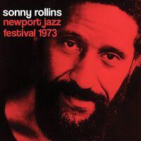 Sonny Rollins - Newport Jazz Festival 1973