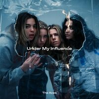 The Aces - Under My Influence [Indie Exclusive Limited Edition Red & Black Splatter LP]