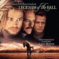 James Horner Ita - Legends of the Fall (Original Motion Picture Soundtrack)