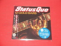 Status Quo - 12 Gold Bars (Jmlp) [Limited Edition] (24bt) (Hqcd) (Jpn)