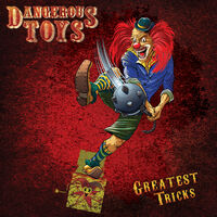 Dangerous Toys - Greatest Tricks [Colored Vinyl]