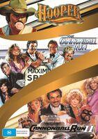 Burt Reynolds Coll (Hooper / Cannonball Run 1 & 2) - Burt Reynolds 3-Movie Collection (Hooper / The Cannonball Run / Cannonball Run II)