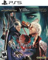 Ps5 Devil May Cry 5 Special - Devil May Cry 5 Special Edition for PlayStation 5
