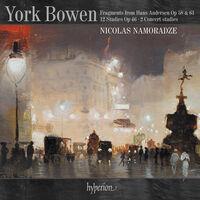 Nicolas Namoradze - Bowen: Fragments From Hans Andersen, Studies For P