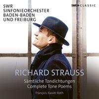 SWR Sinfonieorchester Baden-Baden Und Freiburg - Complete Tone Poems