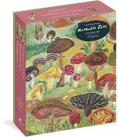 Lete, Nathalie - Nathalie Lete: Mushrooms 1,000-Piece Puzzle