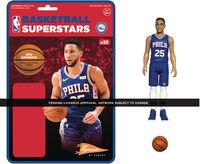 NBA Reaction Figure - Ben Simmons (76Ers) - Super7 - NBA ReAction Figure - Ben Simmons (76Ers)