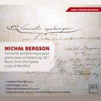 Bergson / Plowright / Borowicz - Concerto Symphonique