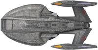 Star Trek: Picard - Star Trek: Picard - Uss Zheng He (Clcb) (Fig)