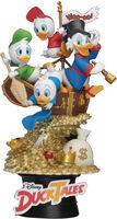 Beast Kingdom - Beast Kingdom - Disney Classic Ani Ser DS-061 Ducktales D-Stage 6Statue