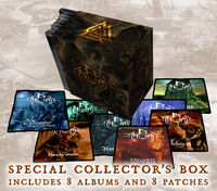 Manegarm - Deluxe Edition Box (8 CD O-Card + Patches)