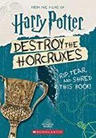 Terrance Crawford - Harry Potter Destroy The Horcruxes (Ppbk) (Ill)