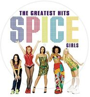 Spice Girls - The Greatest Hits [Picture Disc LP]